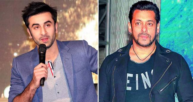 Ranbir Kapoor finally replies to Salman Khan's comment on acting in 'Sanju'