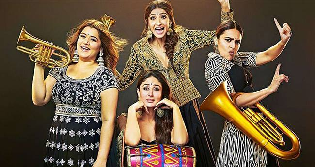 Veere Di Wedding is doing wonders at box-office might soon enter the 100 crore club