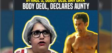 Video: Woman Calls Race 3 'Not A Film But Falooda' And Her Other Points Are Totally Funny