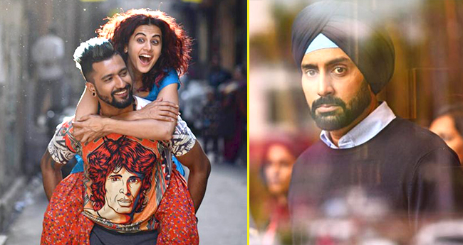 Abhishek, Taapsee and Vicky starrer Manmarziyan to hit screen on September 14