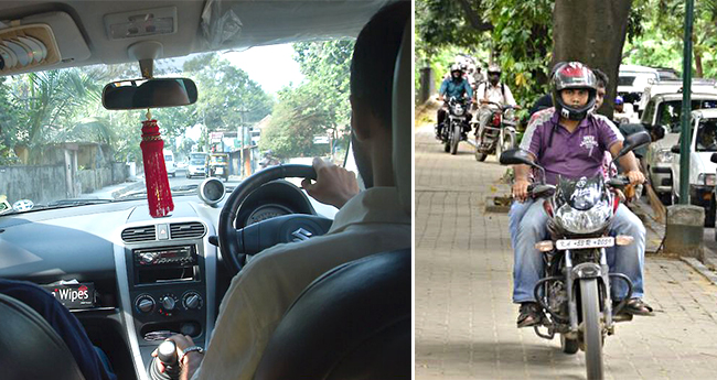 Some Things Indians Do On The Roads That Will Make You Go LOL