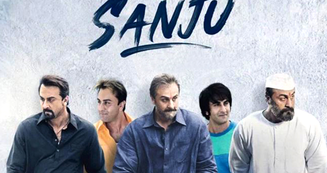 Sanju BO Collection Day 3:  The film enters Rs 100 crore club