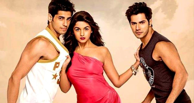 SOTY 2: Alia Bhatt, Varun Dhawan, Siddharth Malhotra Shoot A Special Song