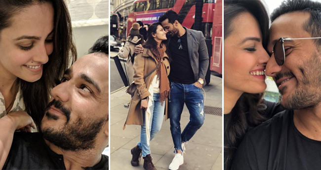 Times When Anita And Rohit Gave Us Major Relationship Goals