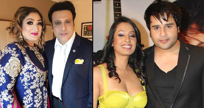Krushna Abhishek Feels It Was Kashmera's Mistake So She Must Be Sorry To  Govinda's Wife Sunita | Laughing Colours