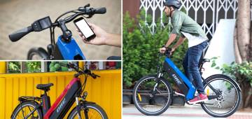 All You Need To Know About Tronx One, An Electric Crossover Bike Which Is Made In India