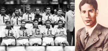 Meet Nagaland's Doctor Who Was India's First Football Captain, His Story Is Simply Incredible