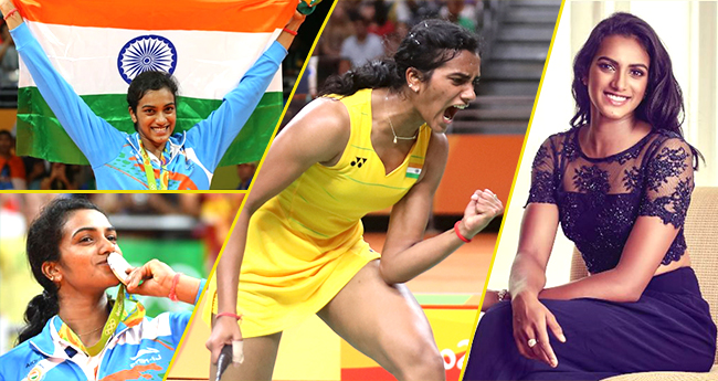 PV Sindhu Birthday Special and Nine Facts Of Sindhu Will WOW You
