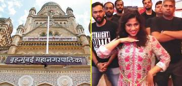 RJ Malishka Takes A Hilarious Dig At BMC, Comes Back With A Song On Mumbai Rains
