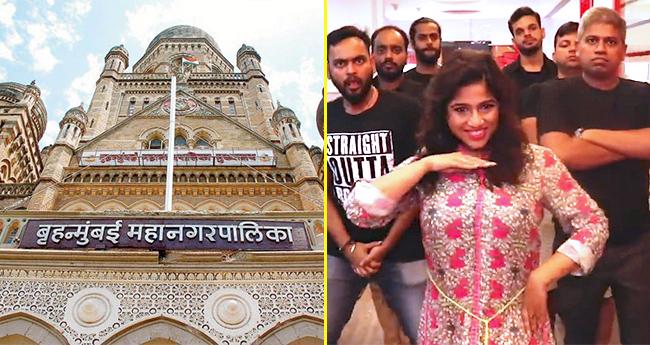 RJ Malishka Takes A Hilarious Dig At BMC, Comes Back With A Song On Mumbai Rains