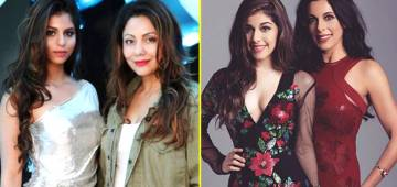 A list of some gorgeous mom-daughter jodis of Bollywood