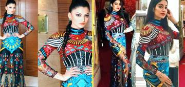 Janhvi Kapoor's Major Fashion Blunder, Copied Urvashi Rautela's Outfit Not Just Once, But Twice