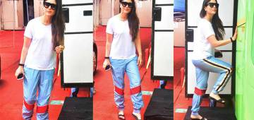 Kareena Keeps Her Casual Game On Point, Is Back To Work After Having A Luxurious London Vacay