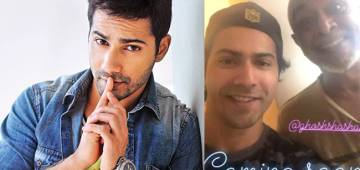Veere Di Wedding director Shashanka Ghosh signs Varun Dhawan for his next