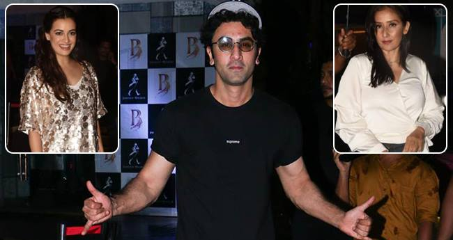 Sanju: Ranbir Kapoor, Dia Mirza, Manisha Koirala And Others Celebrating Success