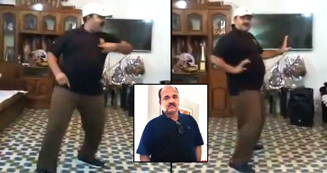 Sanjeev Shrivastava aka Dancing Uncle came back with his dancing moves and choose Hrithik Roshan