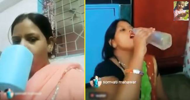 After Chai pi lo aunty, another kid is ruling the web