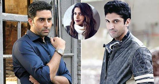 Farhan opposite Priyanka Chopra in The Sky Is Pink, Abhishek is out