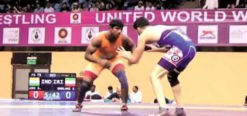 Sachin Giri Once Sold Milk And Now Won A Silver Medal At The Junior Asian Wrestling Championships