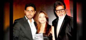 Aishwarya, Abhishek and Big B to come together for a film titled Gulab Jamun