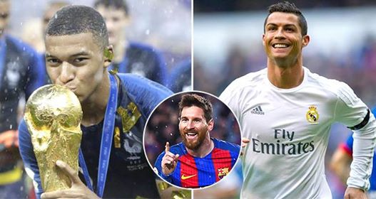FIFA Best Player Award: Cristiano Ronaldo, Lionel Messi And Kylian Mbappe Are Among Top Nominees
