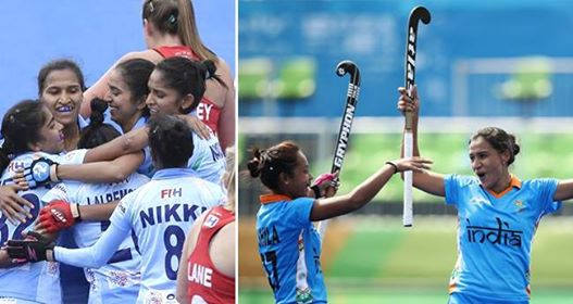 Women Hockey World Cup 2018: India Draws Match By 1-1 Against USA And Ensures They Stay