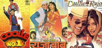 Movies of Govinda Were A Major Part Of Our Childhood And We Miss Them