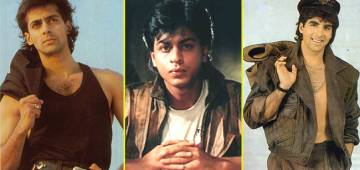 Box Office Collections Of SRK, Aamir, Salman, Akshay, and Ajay's Debut Film