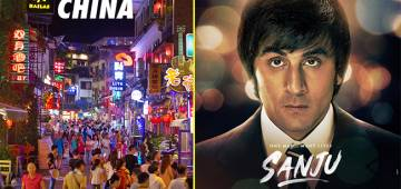 After ruling Indian BO, Ranbir Kapoor's starrer Sanju to release in China