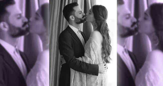 Sonam's pic with hubby Anand breaks the internet; gets 2 lakh Likes in less than 1 hour