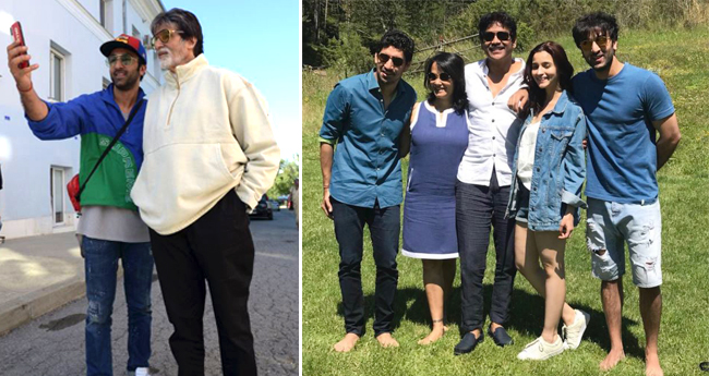 Brahmastra: Amitabh Bachchan Enjoys Lunch With Ranbir Kapoor And Alia Bhatt