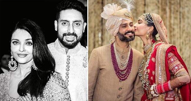 Abhishek-Aishwarya's Pic At Sonam's Wedding Is Too Beautiful For Words