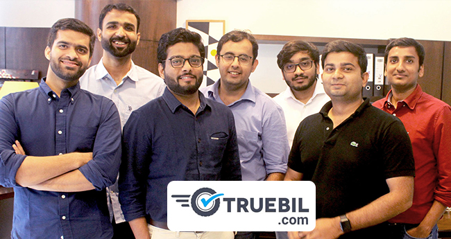With restricted resources, Truebil's first staff consisted of interns and freshers