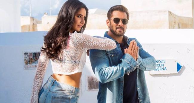 Salman-Katrina's Song 'Swag Se Swagat' Crosses 500 Million Views On Youtube