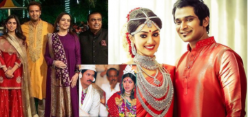 A List Of Indian Richies Who Splurged A Huge Amount On Their Kid's Wedding