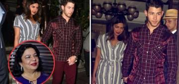 Madhu Chopra says there is chance that Priyanka might marry Nick Jonas