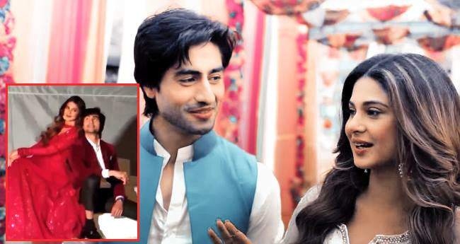 Jennifer Winget and Harshad Chopda photoshoot went viral ...