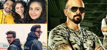 Khatron Ke Khiladi season 9's shooting started in Argentina with a chilling weather