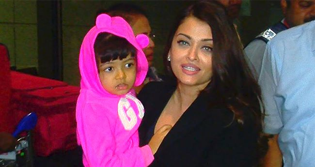 Aishwarya Rai Bachchan takes daughter Aaradhya to Disneyland in Paris, fans share videos