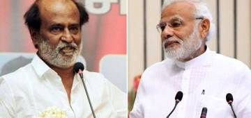 Rajinikanth came in support of PM Narendra Modi's One Nation One Election