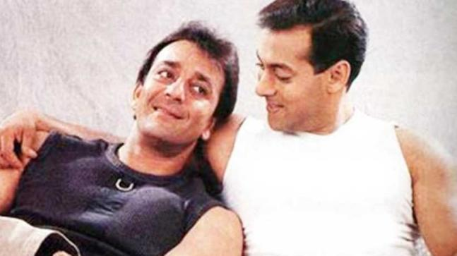When Sanjay Dutt Felt His Co-Star And Friend Salman Khan ...