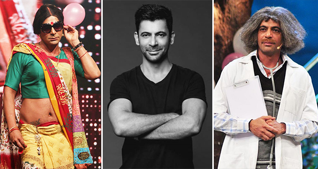 Happy Birthday Sunil Grover, Performances by him has always enthralled viewers