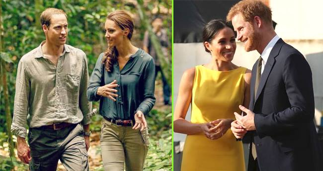 Summer vacation for Prince Harry and Meghan Markle with entire Royal Family