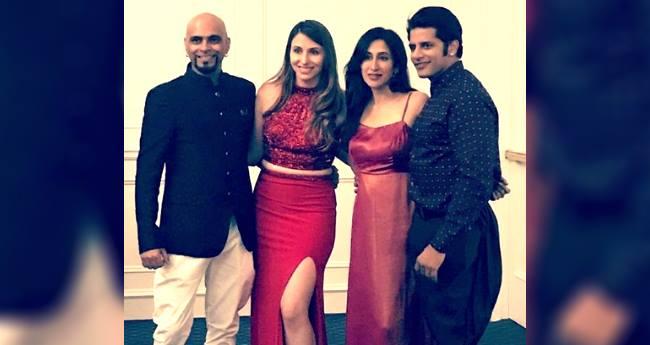 Roadies Fame Raghu Ram Engaged To Canadian Singer Natalie Di Luccio