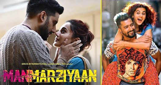Image result for Manmarziyan Official Trailer