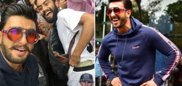 Ranveer Singh Does An Impromptu Dance And Fans Call Him Baba