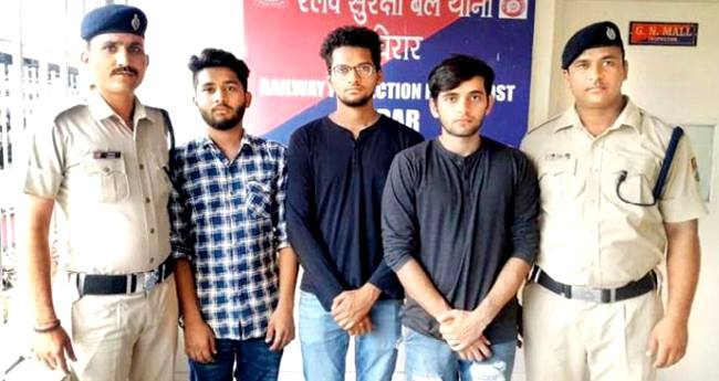 Mumbai RPF Gets Hold Of 3 Youtubers For Performing In My Feelings, Makes Them Clean Railway Station