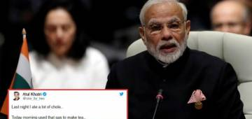 Tweeps Demand An Explanation From PM Modi For His Theory Of Usage Of Gas Emitted From Sewage