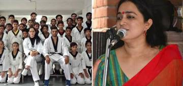 Amrita Marwah – The Woman That Runs Free Classes For Slum Kids And Trains Them In Hallomajra