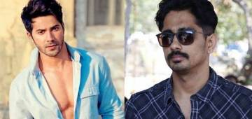 South Star Siddharth And Varun Dhawan Starts Kerala Donation Challenge, Twitter Supports Them
